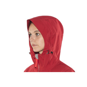 Bergans W's Hella Coat Red/Strawberry
